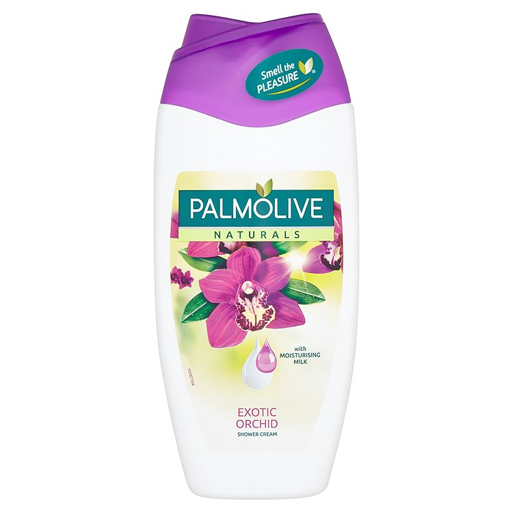 Palmolive Naturals Sprchové mléko s výtažky z orchideje a aloe vera 250 ml