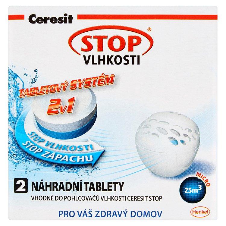 Ceresit Stop vlhkosti náplň 2v1 2 x 300 g