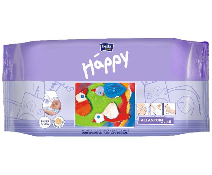Bella Happy Baby - čisticí ubrousky 24 ks