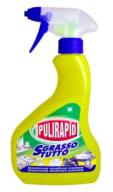 Pulirapid Sgrasso Tutto odmašťovač 500 ml
