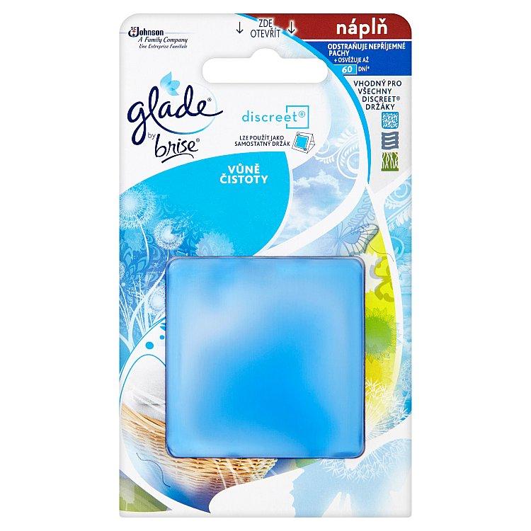 Glade by Brise Discreet Vůně čistoty náplň 8 g