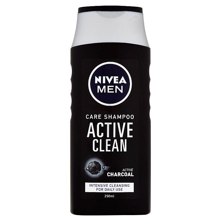 Nivea Men Active Clean šampon 250 ml