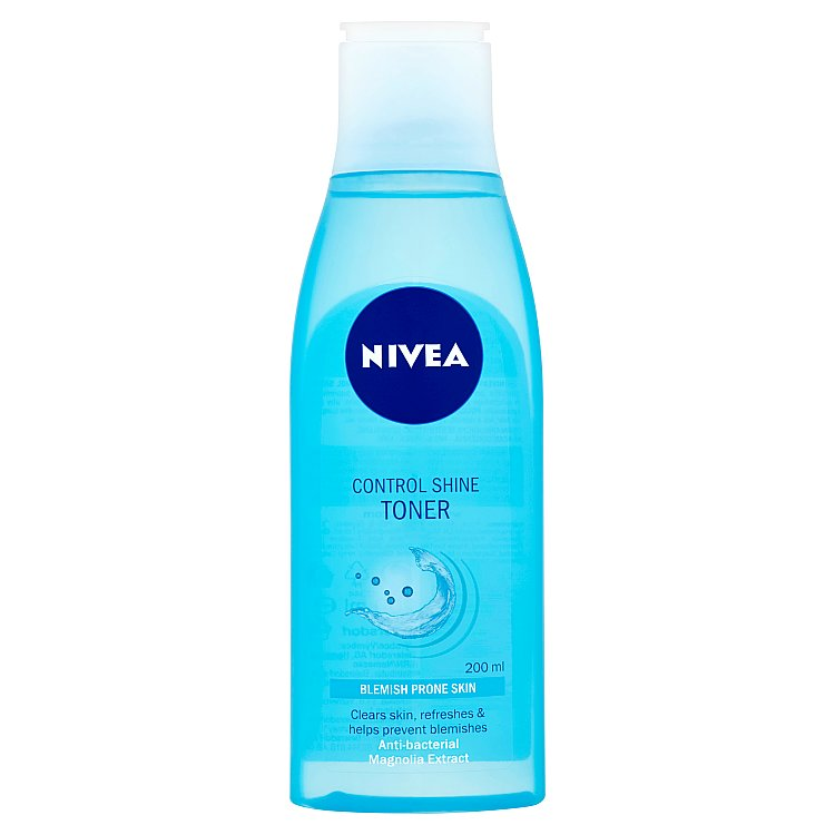 Nivea Stay Clear čisticí voda 200 ml