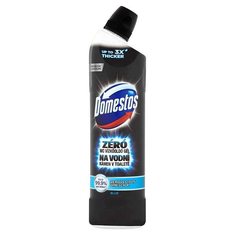 Domestos Zéró Blue, dezinfekční přípravek na vodní kámen 750 ml