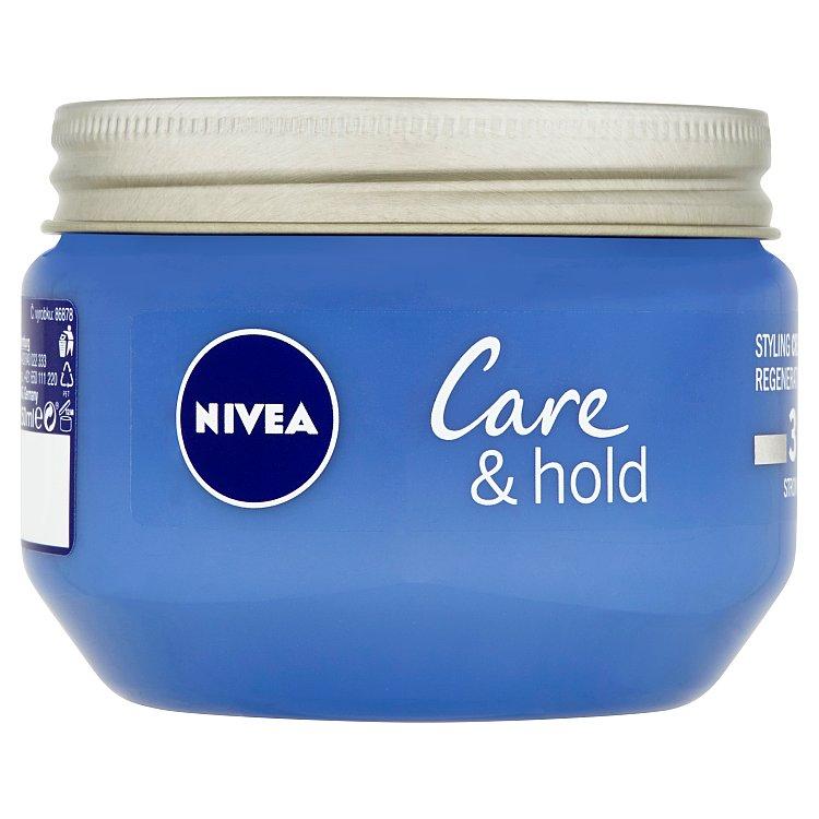 Fotografie NIVEA Creme Gel Krémový gel na vlasy 150 ml