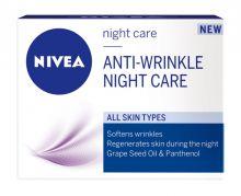 Nivea Hydratační noční krém proti vráskám 50 ml