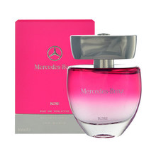 Mercedes-Benz Rose Eau De Toilette 90 ml