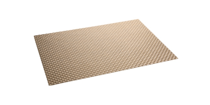 Prostírání FLAIR SHINE 45x32 cm, zlatá