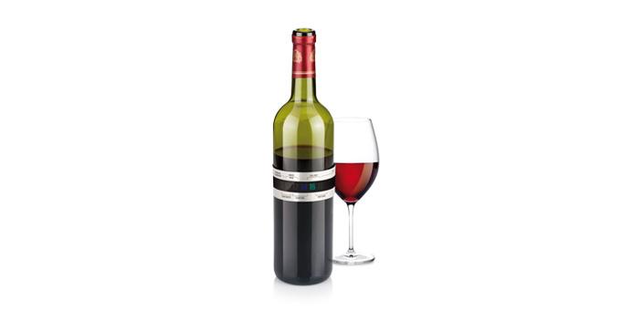Fotografie Teploměr na víno UNO VINO