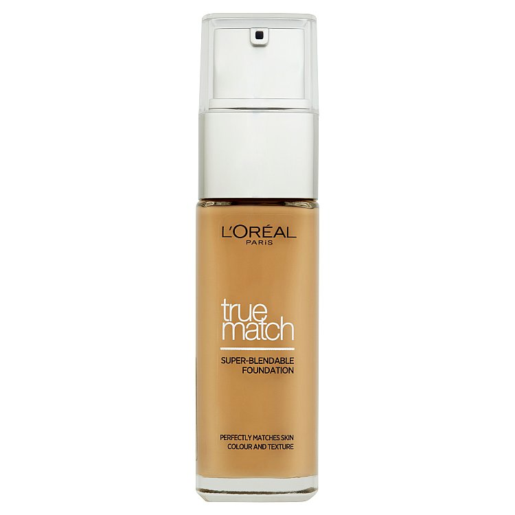 L'Oréal Paris True Match sjednocující make-up Golden Beige 3.D/ 3.W, 30 ml