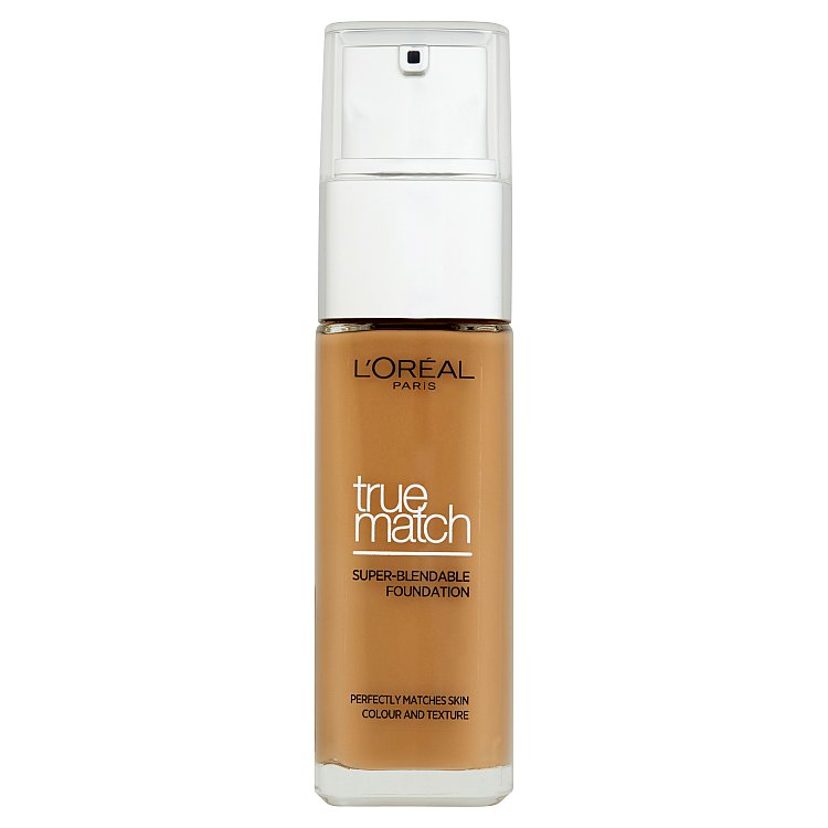 L'Oréal Paris True Match sjednocující make-up Golden Amber 7.D/ 7.W, 30 ml