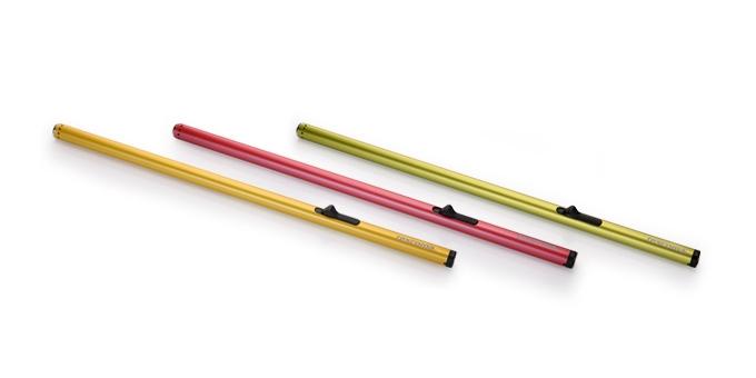 Plynový zapalovač PRESTO, dlouhý,žlutá