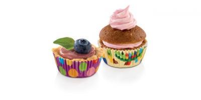 Cukrářské mini košíčky DELÍCIA pr. 4 cm, 100 ks, pro děti