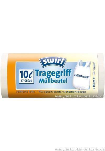Swirl sáčky na odpad antibakteriální 10 l/37 ks