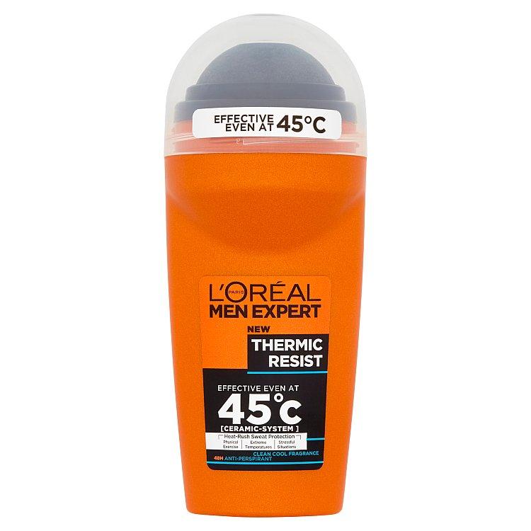 L'Oreal Paris Men Expert Thermic Resist kuličkový antiperspirant 50 ml