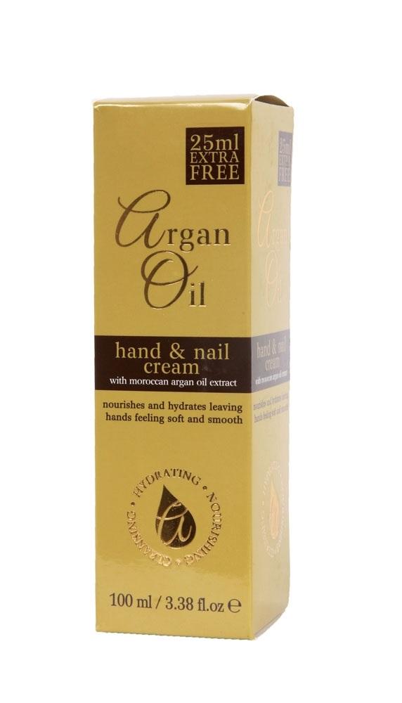 Argan Oil krém na ruce a nehty 100 ml