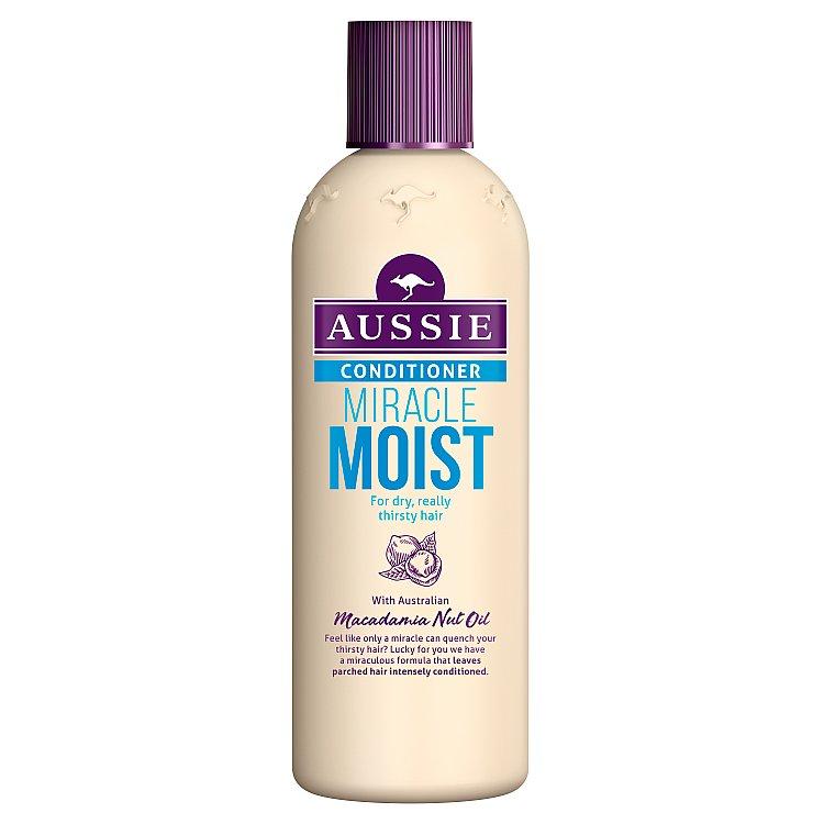 Fotografie Aussie kondicionér Miracle Moist 250 ml