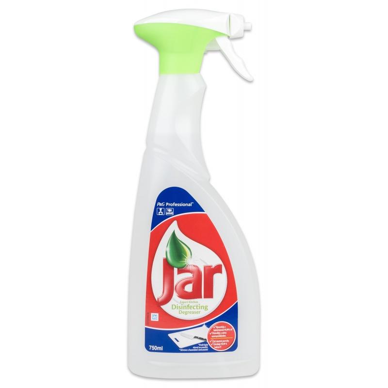 Jar dezinfekční odmašťovač 750 ml