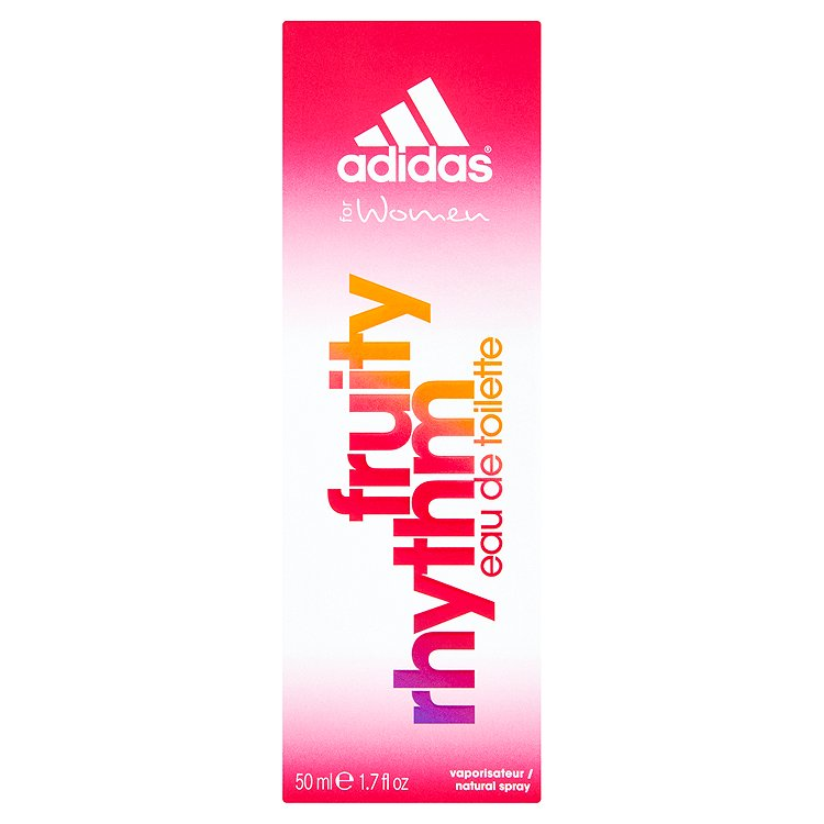 Fotografie Adidas Fruity Rhythm EDT 50 ml