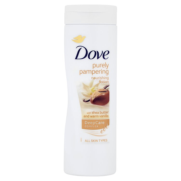 Dove Purely pampering tělové mléko 400ml
