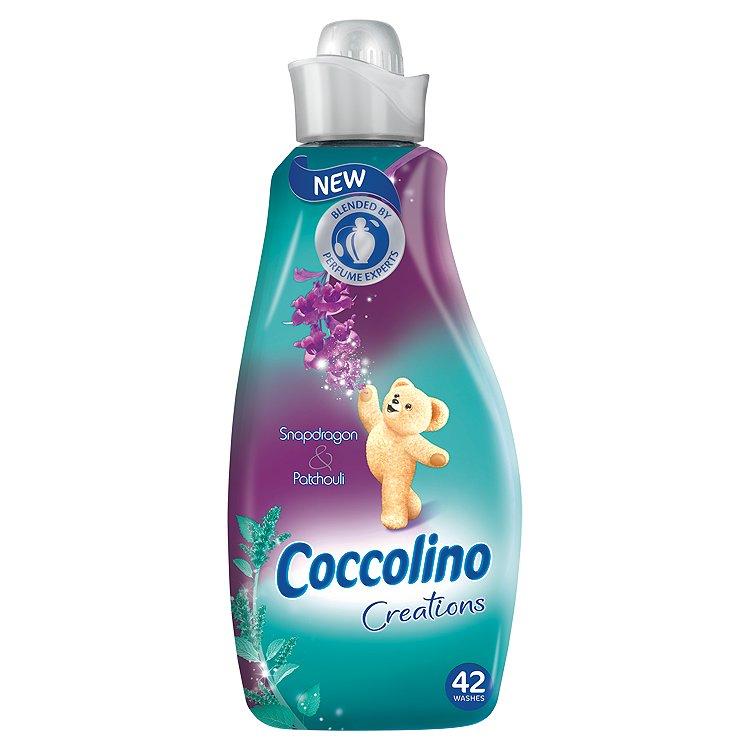 Coccolino Snapdragon & Patchouli aviváž, 42 praní 1,5 l