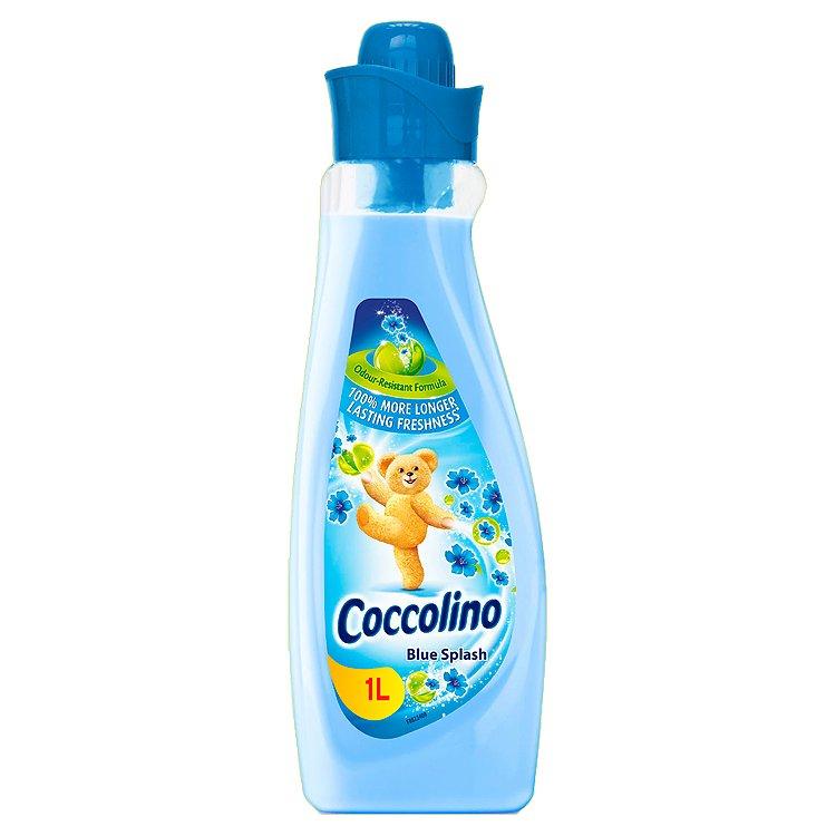 Fotografie Coccolino Blue splash aviváž, 28 praní 1 l