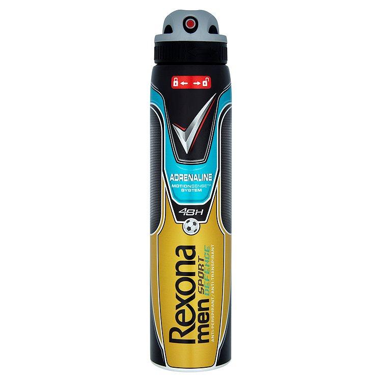 Rexona Men Sport defence antiperspirant sprej pro muže 250 ml