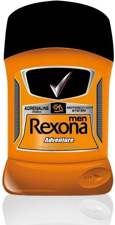 Rexona Men Adventure deo stick 50 ml
