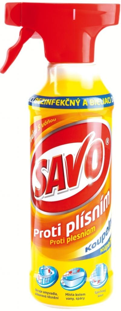 Savo proti plísním koupelna 500 ml