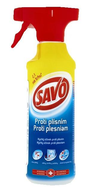 Savo sprej proti plísním 500 ml