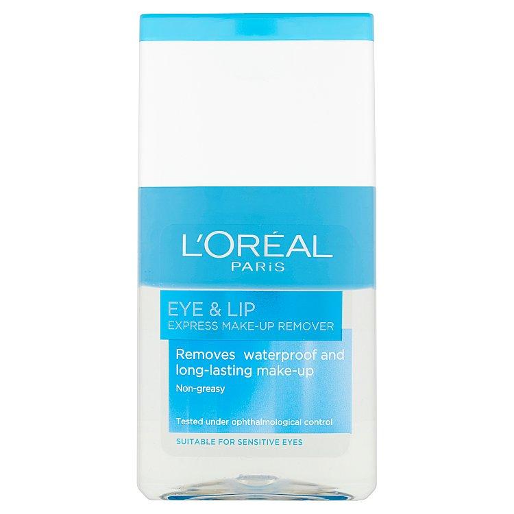 Fotografie L'Oréal Paris Skin Perfection dvoufázový odličovač očí 125 ml