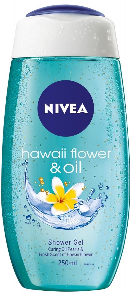 Nivea Hawaii Flower & Oil sprchový gel 250 ml