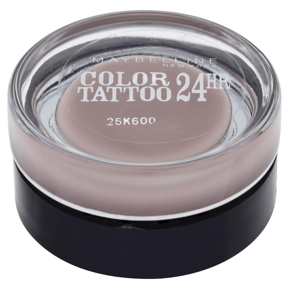 Maybelline Color Tattoo 24 hr oční stíny Permanent Taupe 40, 4 g