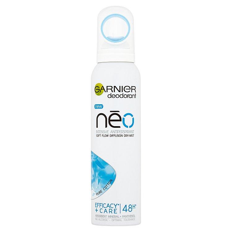 Garnier Nēo Pure Cotton antiperspirant 150 ml