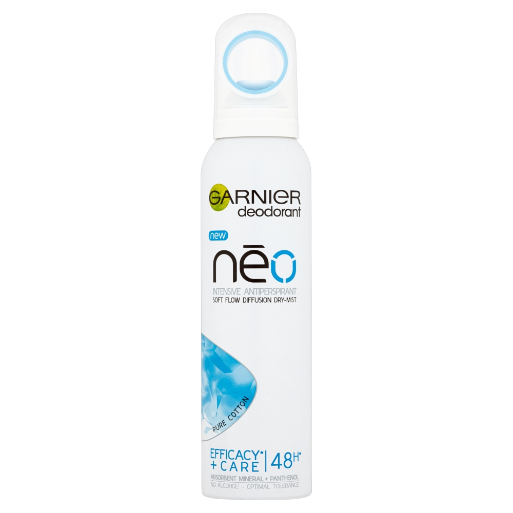 Garnier Nēo Pure Cotton antiperspirant 150 ml