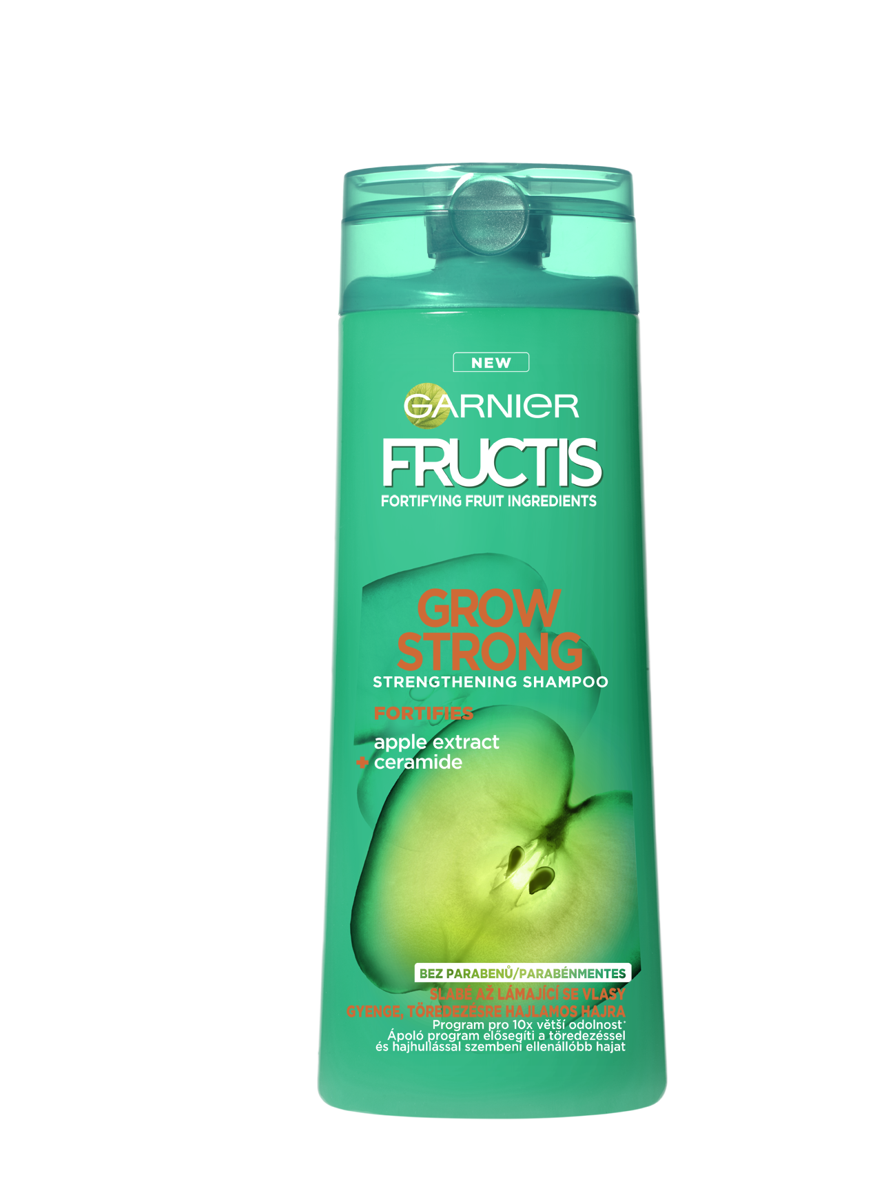 Garnier Fructis Grow strong posilující šampon 250 ml