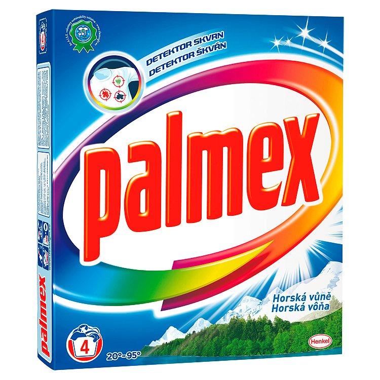 Palmex Horská vůně prací prášek, 4 praní 280 g
