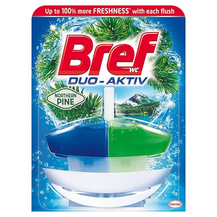Bref Duo Aktiv original, vůně borovice 50 ml