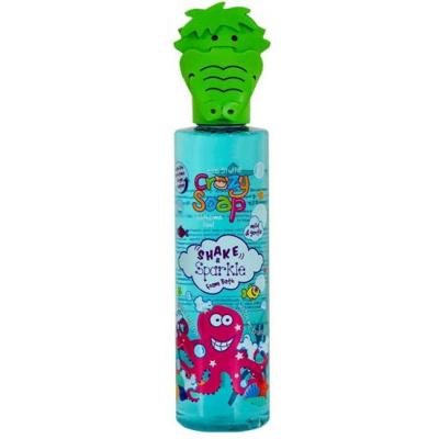 Fotografie Crazy Soap Shake&Sparkle - pěna do koupele se třpytkami 300 ml