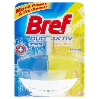 Bref Duo-Aktiv WC blok, Lemon 50 ml