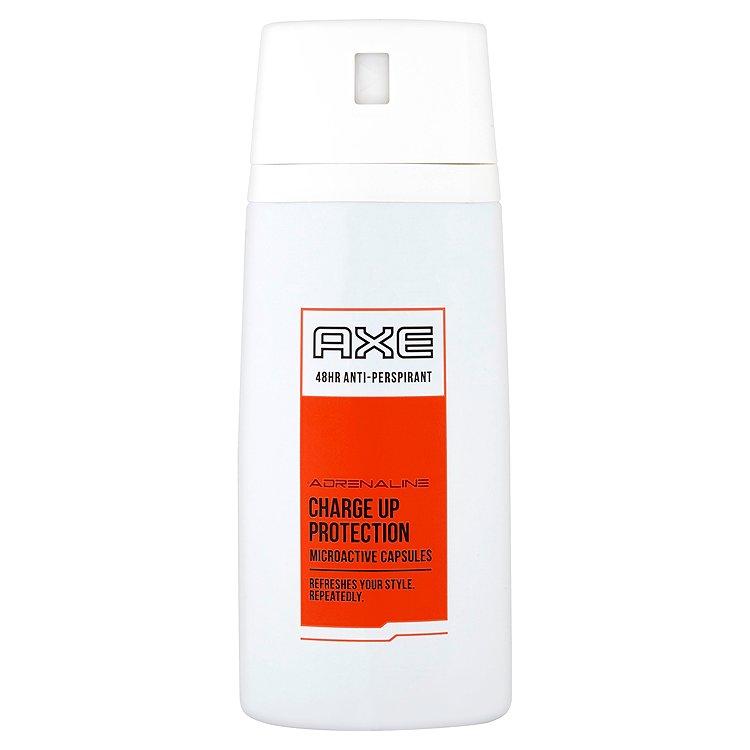 Axe antiperspirant sprej Adrenaline 150 ml