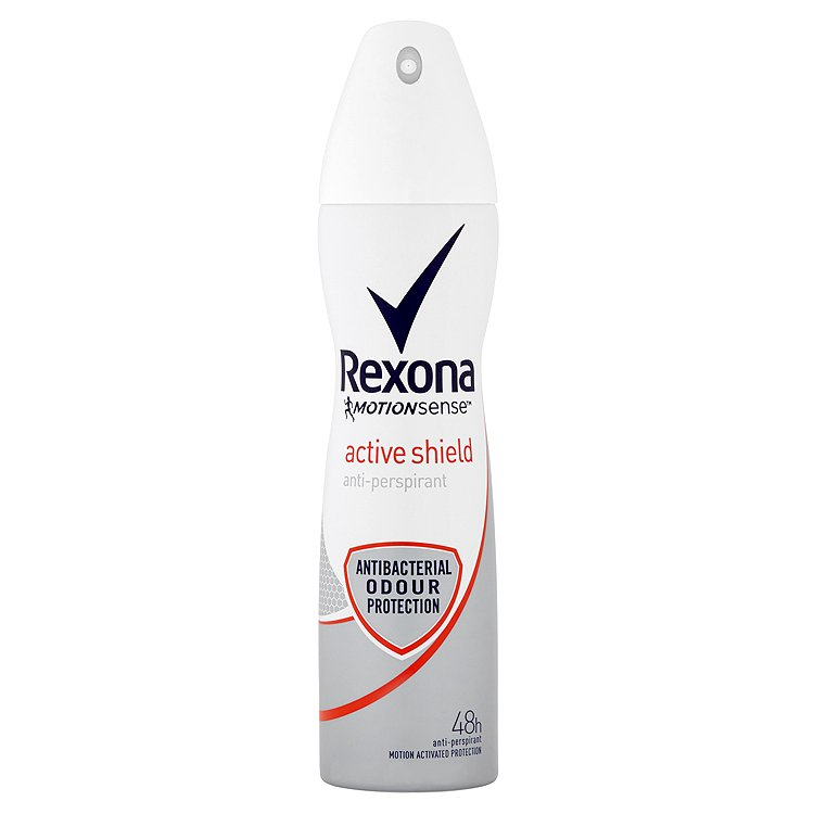 Rexona Motionsense Active shield antiperspirant sprej 150 ml