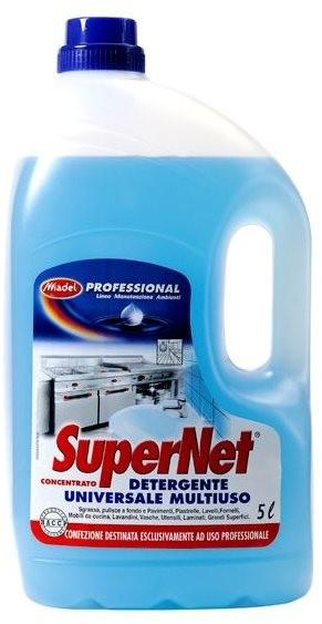 Supernet univerzální čistič s hygienizujícím účinkem 5 l