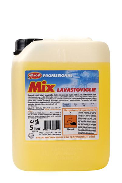 Mix Lavastoviglie mycí přípravek do myčky nádobí 5 l