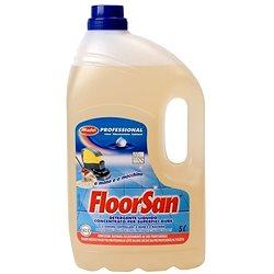 Fotografie Floorsan koncentrovaný odmašťovací a mycí přípravek se sníženou pěnivostí 5 l