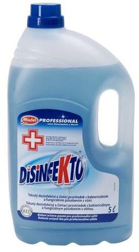Disinfekto proti bakteriím a plísním se svěží vůní 5 l