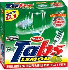 Madel Lavastoviglie 5v1 tablety do myčky 16 ks