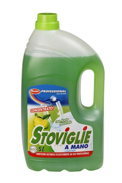 Madel Piatti Concentrato na nádobí, sklo i podlahu 5 l, Citron
