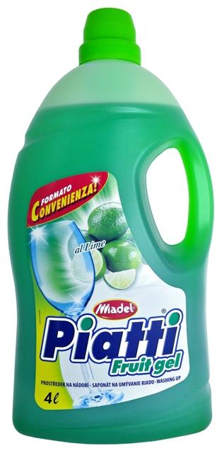 Madel Piatti Fruit Gel Limetka na nádobí 4 l