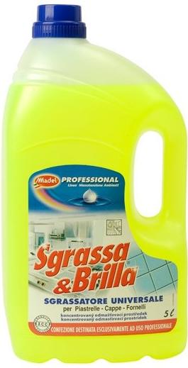 Sgrassa e Brilla, univerzální odmašťovač a čistič 5 l